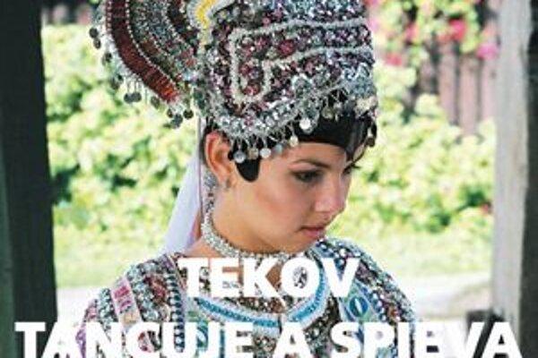 Novú publikáciu predstavili na Tekovských folklórnych slávnostiach 13. augusta.