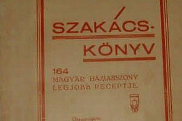 Pôvodná brožúra s receptami bola vydaná v Leviciach v roku 1935.