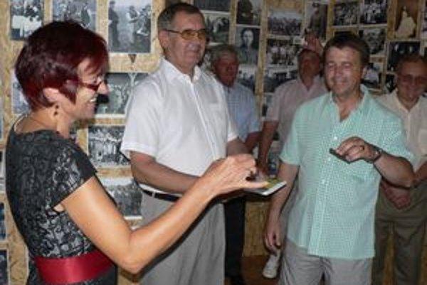 V Demandiciach sa okrem kvarteta osláv konal aj krst knihy Pod Bujdoškou.