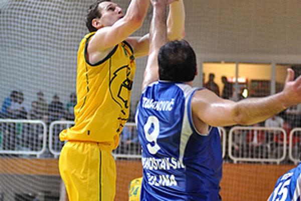 Jozef Vojtek prispel 18 bodmi.