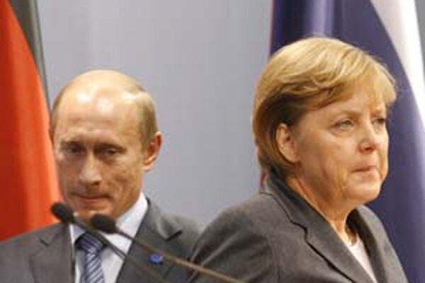 Na výstavbe plynovodu Nord Stream má záujem hlavne Nemecko. Nemecká kancelárka Angela Merkelová už o ňom viackrát rokovala aj s Vladimirom Putinom.