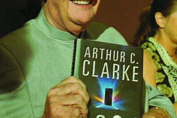 Arthur C. Clarke (16. 12. 1917 – 19. 3. 2008).