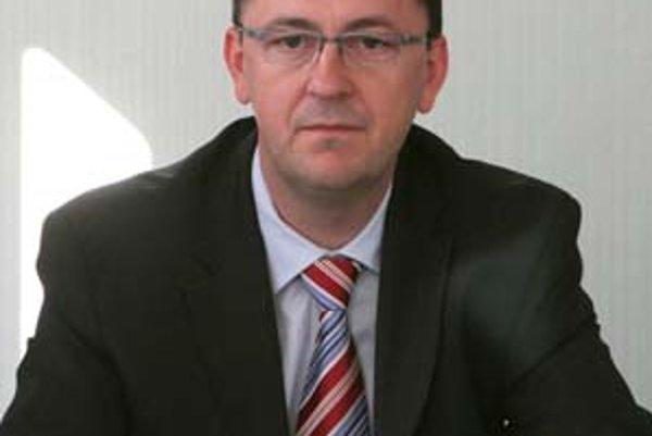 Štátny tajomník ministerstva výstavby Martin Glváč.