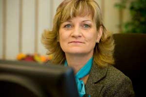 Ministerka Zdenka Kramplová
