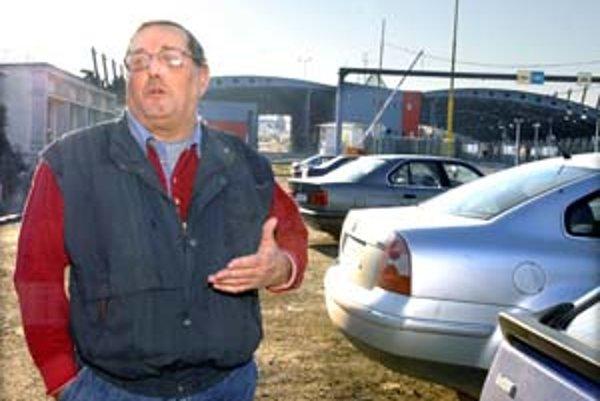 Dôchodca Viktor Dargó: Ľudia v pohraničí sú diskriminovaní.