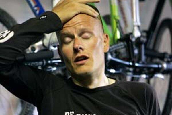 Dánsky cyklista Michael Ramussen, jeden z tých, ktorí údajne patrili medzi tajných nedelňajších klientov viedenského laboratória Humanplasma.