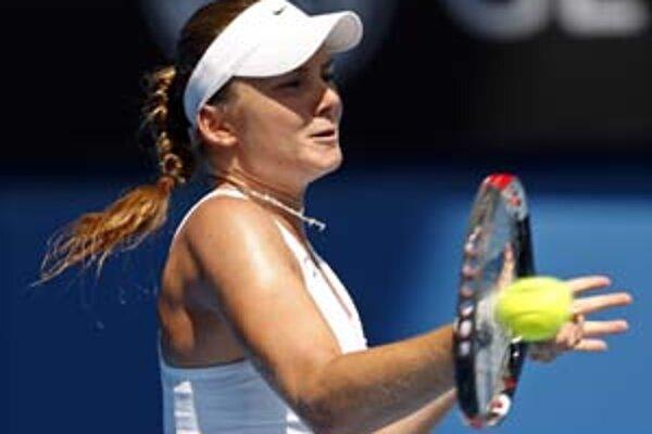 Daniela Hantuchová vyradila vo štvrťfinále Australian Open Poľku Radwanskú a postúpila do svojho prvého grandslamového semifinále v kariére.