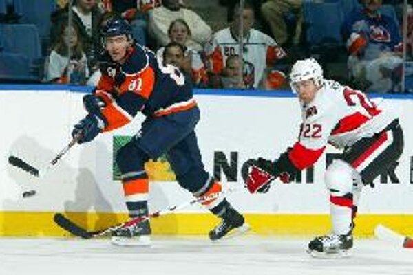 Miroslav Šatan nastrieľal v NHL v doterajších 922 zápasoch 332 gólov, no v tejto sezóne nazbieral viac bodov s gólovými asistenciami (11 gólov + 21 prihrávok).