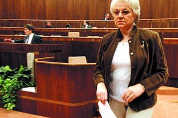 Podriadení ministerky práce Tomanovej pripravili radikálny návrh zmeny súčasného penzijného systému.