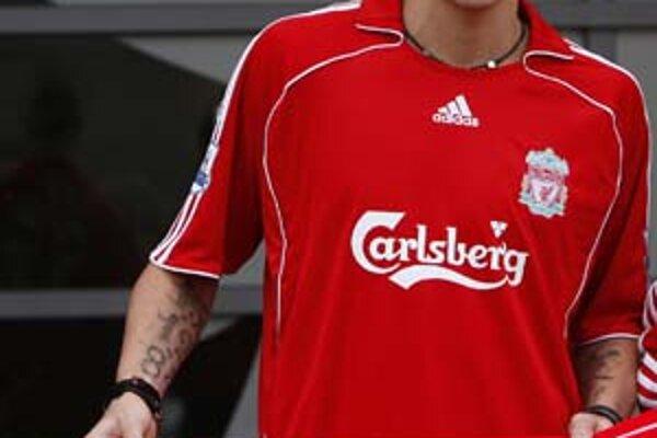 Martin Škrtel v utorok dres FC Liverpool neobliekol, ale na výkon spoluhráčov bol hrdý.