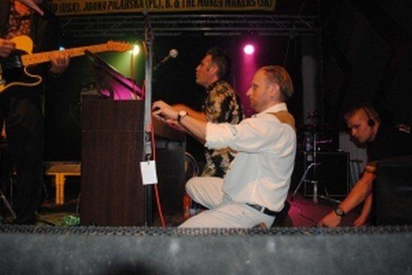 Klavirista Andi Ray Haverda podal svoj životný výkon.