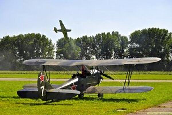 Letecký deň organizujú v Senici po ročnej prestávke.