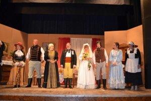 Divadelný spolok J. M. Hurbana.