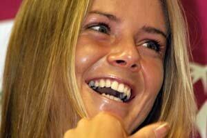 Daniela Hantuchová má za sebou najúspešnejšiu sezónu v kariére. Medzi ženami sa stala tenistkou roka.