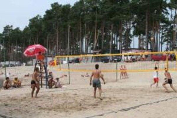 Rekreačné stredisko Gazárka sa už pripravuje na sezónu.