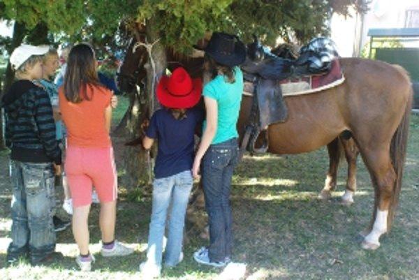 Koválovské deti majú odmalička vzťah k prírode.