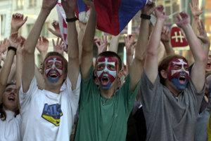 Fanúšikovia si budú môcť pozrieť hokej na námestí v Skalici a v Malackách.