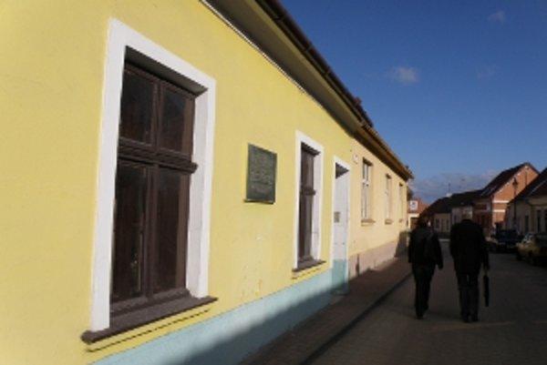 Tlačiareň u Škarnicla stojí už vyše dvoch storočí.