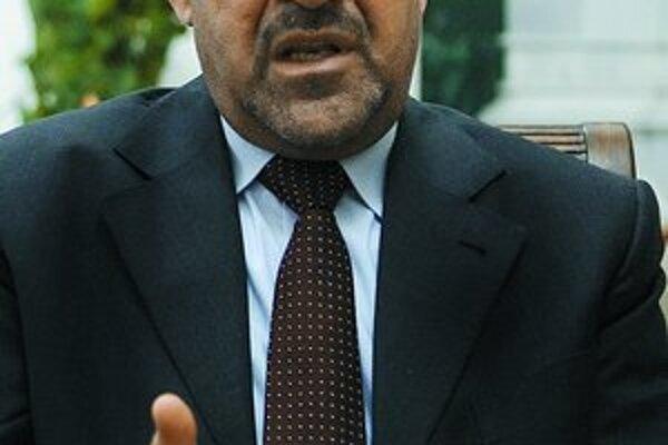 Premiér Malíkí.