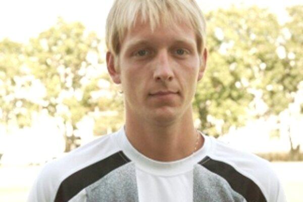 Róbert Horeš svojim prvým gólom v myjavskom drese poistil víťazstvo Spartaka na 2:0.