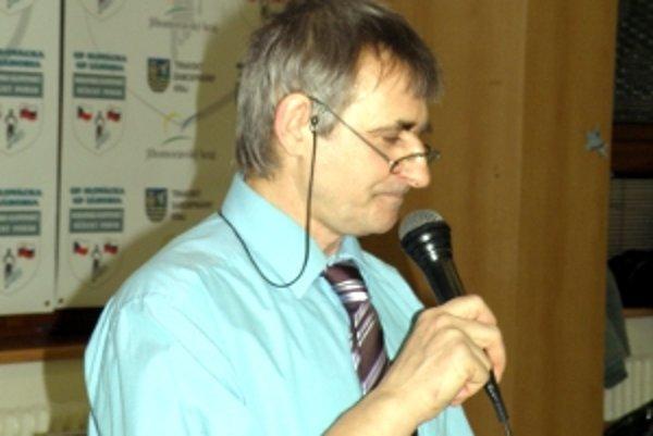 Riaditeľ súťaže Pavel Bíla z Hodonína vidí v MSBP veľkú budúcnosť.
