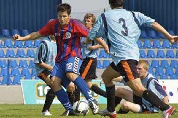 Ilustračné foto zo zápasu Senica U19 - Stropkov U19.
