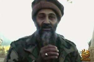 Bin Ládin velebí na videu smrť v mene islamu.