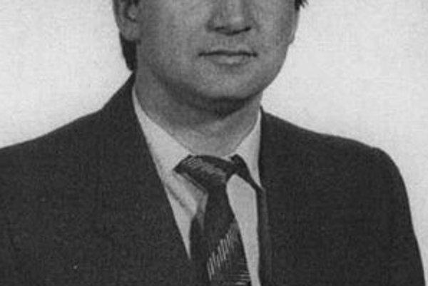 Dušan Kemény.