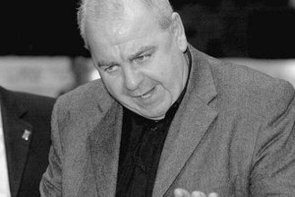 Tréner slovenskej reprezentácie basketbalistiek i majstrovského K Cero Košice Vladimír Karnay.
