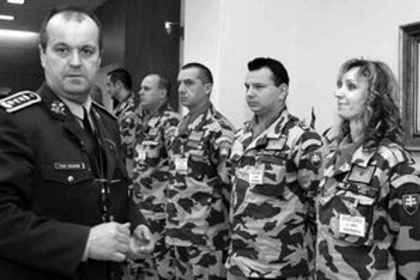 Slovensko posiela do Libanonu chirurgický tím.