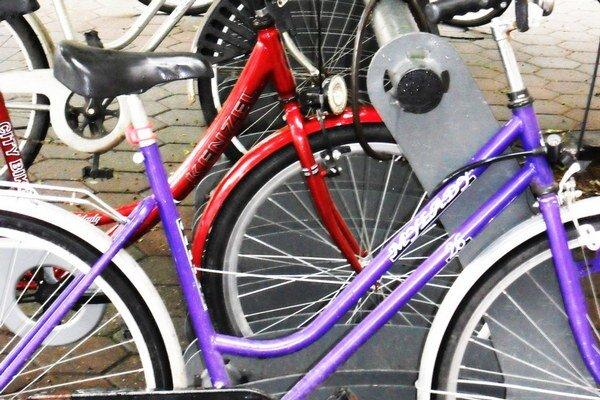 Nové Zámky bývali mestom cyklistov.