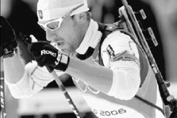 Biatlonista Miroslav Matiaško sa vráti do Turína, ale len na skok - na štafetu.