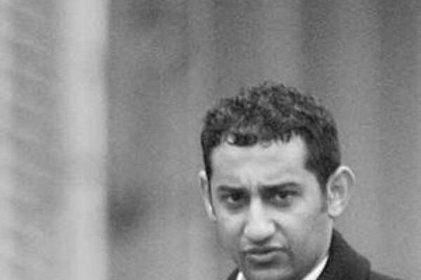 Obvinený terorista Yahya.
