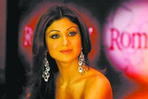 Shilpa Shettyová (31) je hviezdou Bollywoodu.
