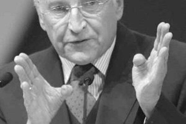 ¶Stoiber vládol CSÚ a Bavorsku viac ako desať rokov.