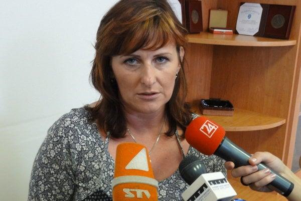 Nina Horniaková je riadne menovanou riaditeľkou nemocnice.