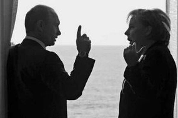 Podľa analytika Konstantina Čerepanova zo spoločnosti Ray, Man & Gor Securities všetky obvinenia ruského monopolu Gazprom z toho, že chce plyn využiť ako politickú zbraň, neboli ničím iným, len obrannou reakciou členov SNŠ. Povedal to po stretnutí nemecke