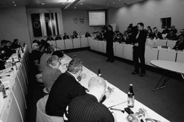 O zasadnutie prešovského mestského parlamentu bol veľký záujem.