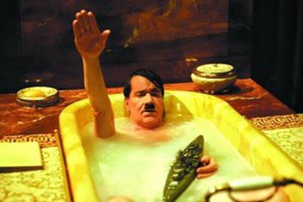 Nemci si už zvykli na skutočnosť, že vznikla komédia o Hitlerovi . Film ich však príliš nezabáva.