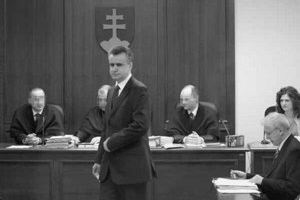 Palko pred Špeciálnym súdom odmietol, že by mal dostať úplatok v kauze obvineného Eugena Čuňa.