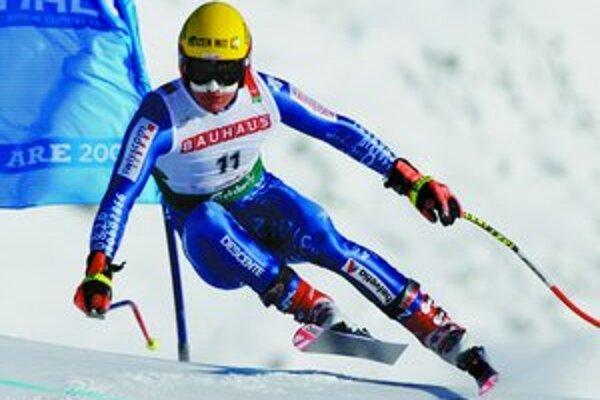 Švajčiar Daniel Albrecht vyhral superkombináciu na MS v Aare.
