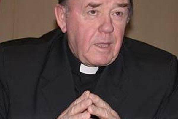Spišský diecézny biskup FrantišekTondra