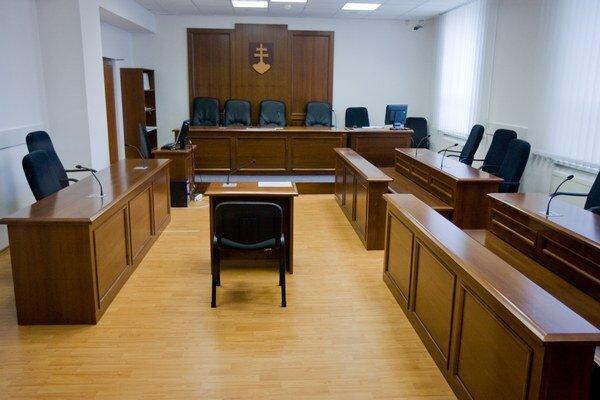 Špecializovaný trestný súd.