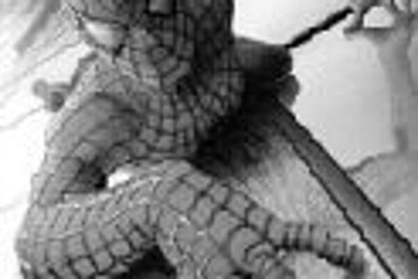 Asociácia umeleckej nadstavby Jaroslava Töröka, Spiderman.