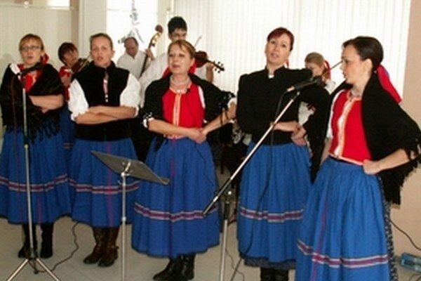 Jedna z akcií Spolku priateľov Slovenskej kultúry.