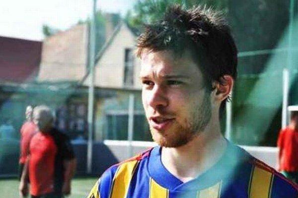 András Szuri - hráč i funkcionár v jednej osobe.