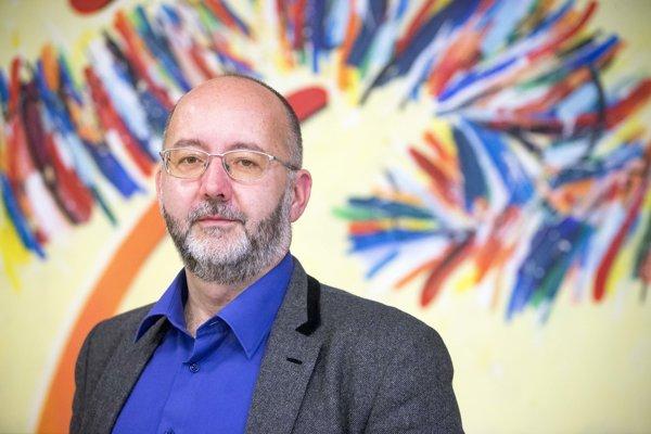 Český egyptológ Miroslav Bárta.