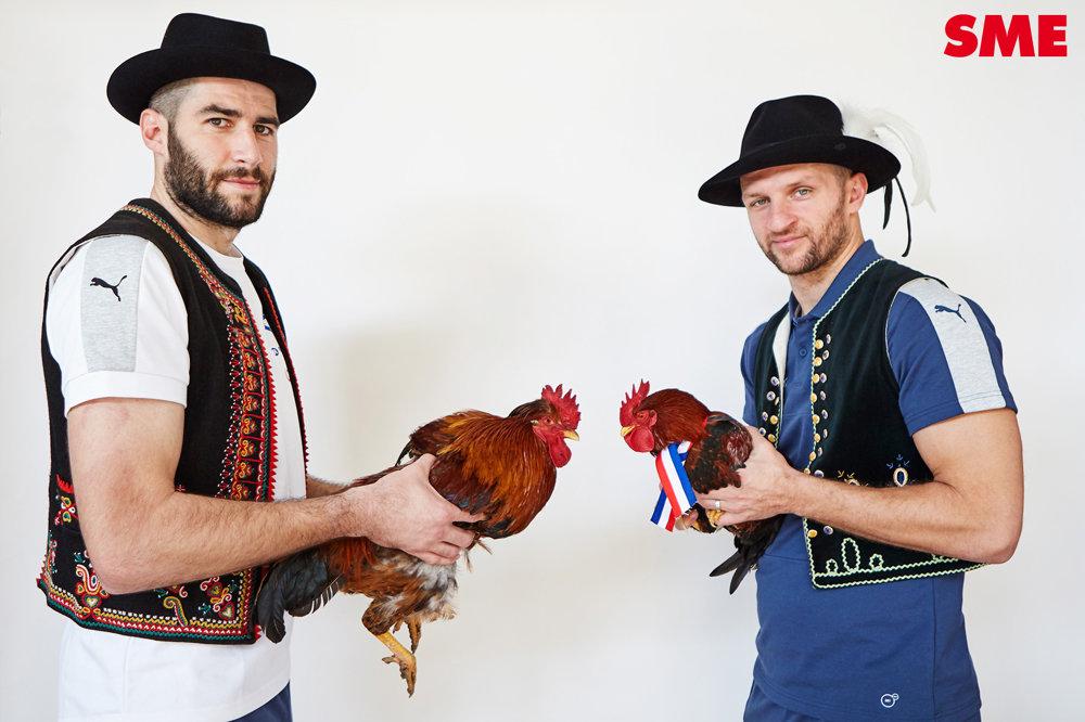 Jánovita Novota a Mucha si dali tendem.