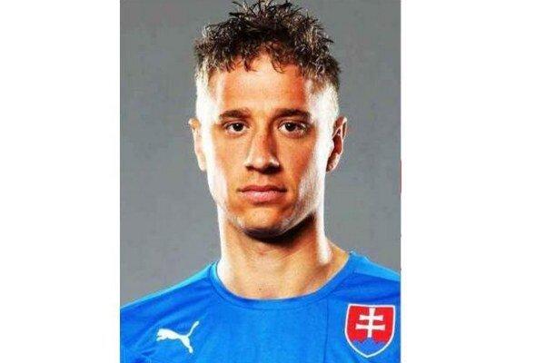 Kornel Saláta - reprezentant Slovenska.