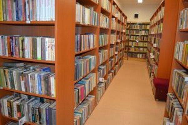 Knižnice ponúkajú množstvo podujatí i širokú paletu kníh mnohých žánrov.